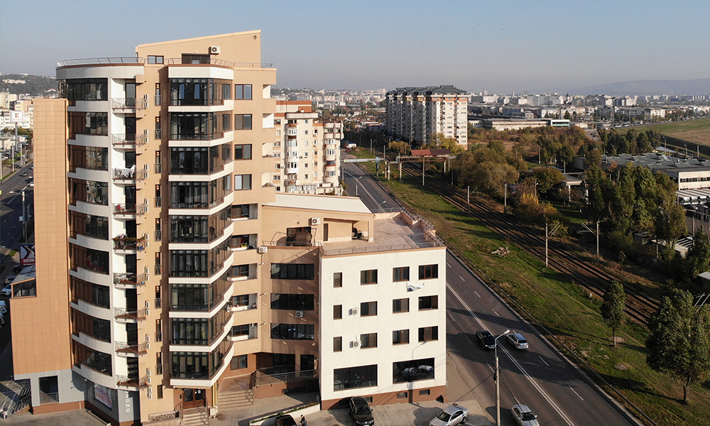 Criza imobiliară continuă: scădere de 38% în luna august la nivelul jud. Iași